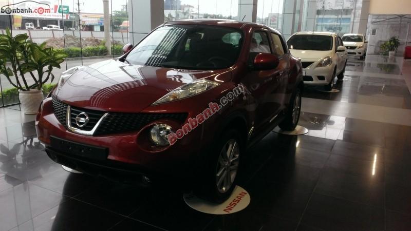 Xe Nissan Juke LE 2014