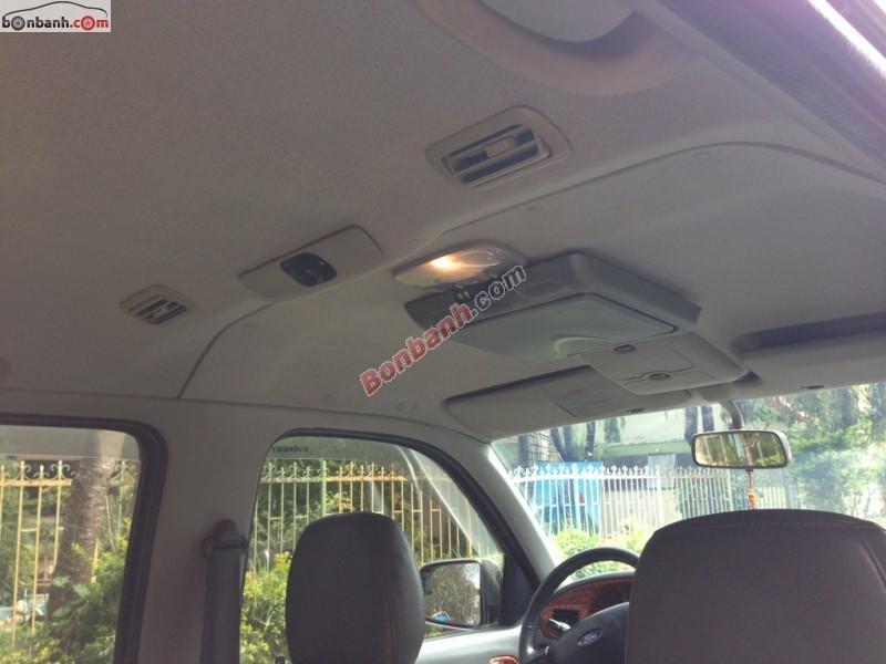 Xe Ford Everest  2006