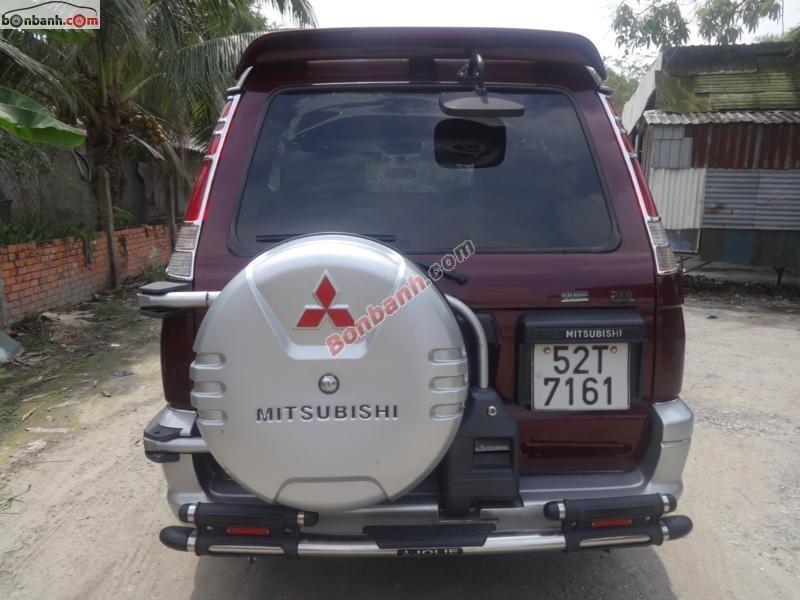 Xe Mitsubishi Jolie  2002