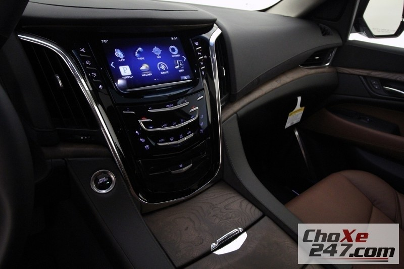Xe Cadillac Escalade ESV 4WD Premium 2015 2014