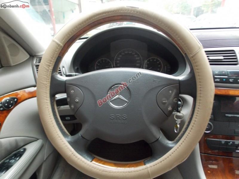 Xe Mercedes-Benz E class  2003