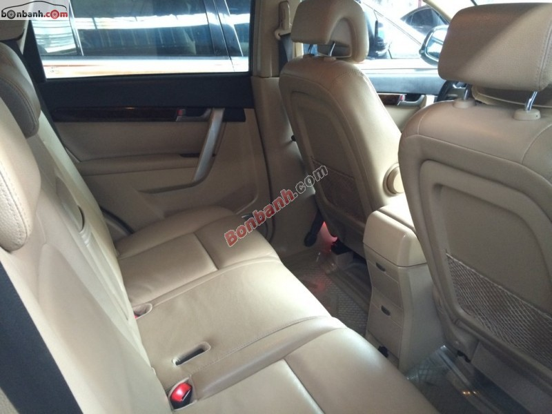 Xe Chevrolet Captiva LTZ 2009