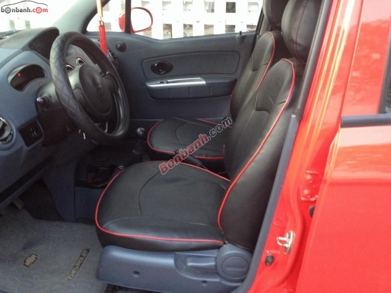 Xe Chevrolet Spark  2010