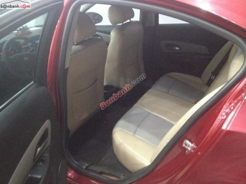 Xe Chevrolet Cruze LS 2012