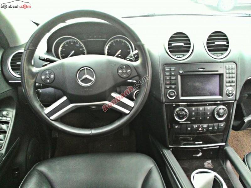 Xe Mercedes-Benz GL  2009