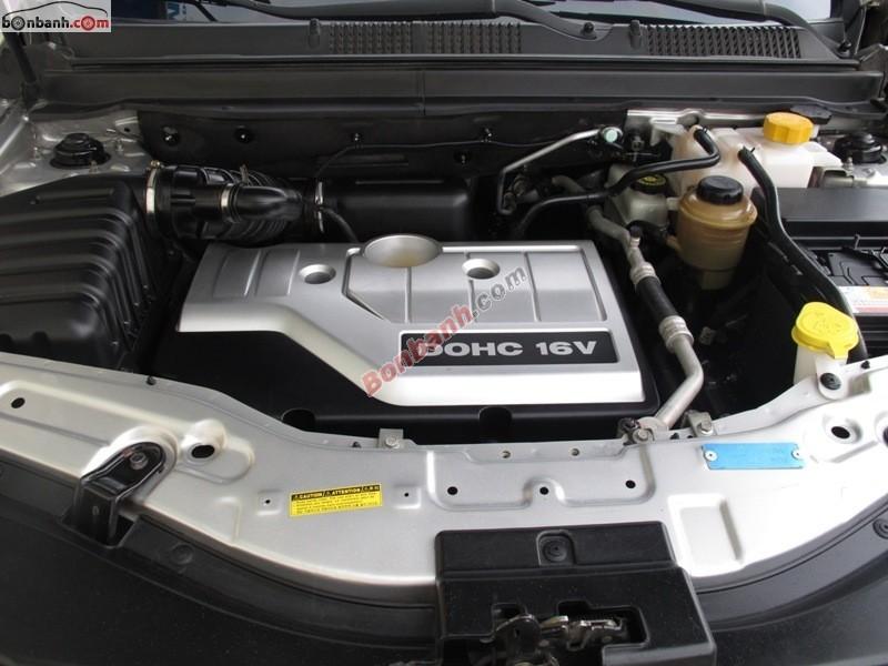 Xe Chevrolet Captiva LT 2009