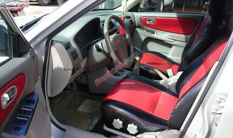 Xe Mazda 626 2.0L MT 2001