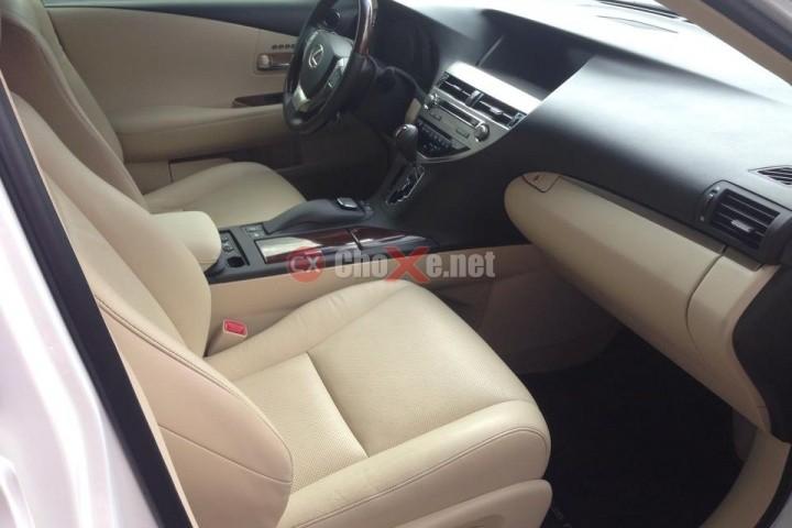 Xe Lexus RX  2014