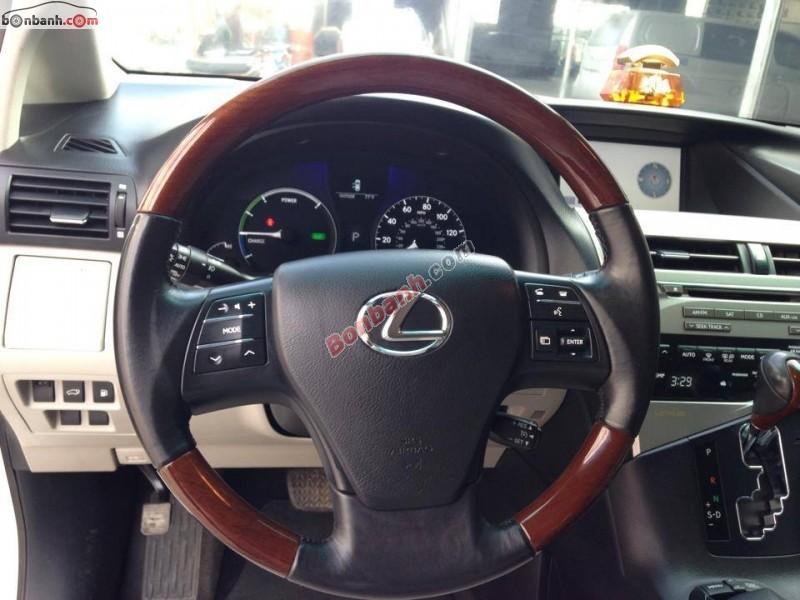 Xe Lexus RX  2010