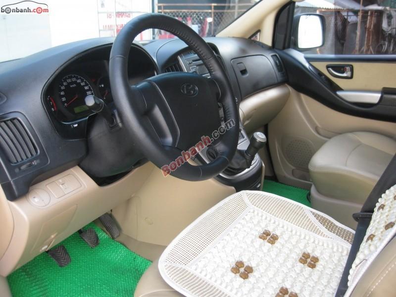 Xe Hyundai Grand Starex Grand 2008