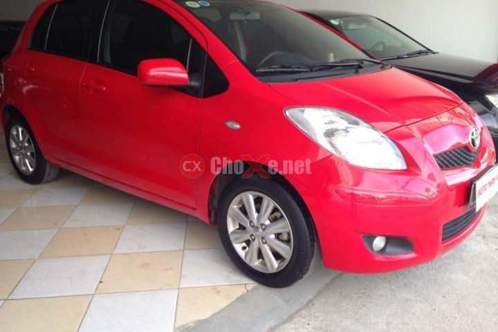 Xe Toyota Yaris 1.3AT 2009
