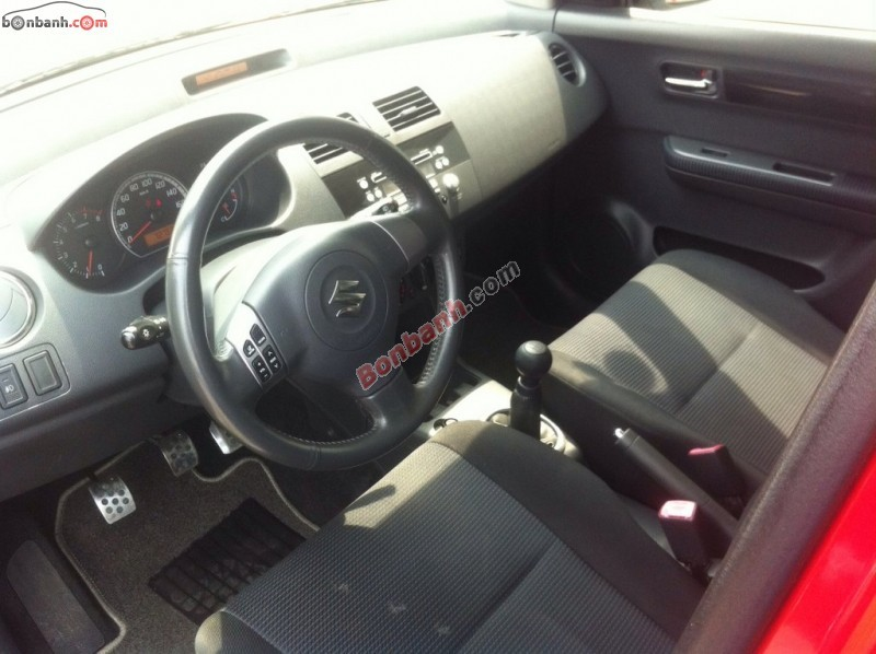 Xe Suzuki Swift  2007
