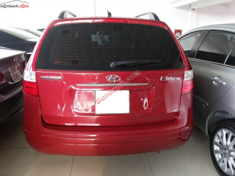 Xe Hyundai i30 CW 2009