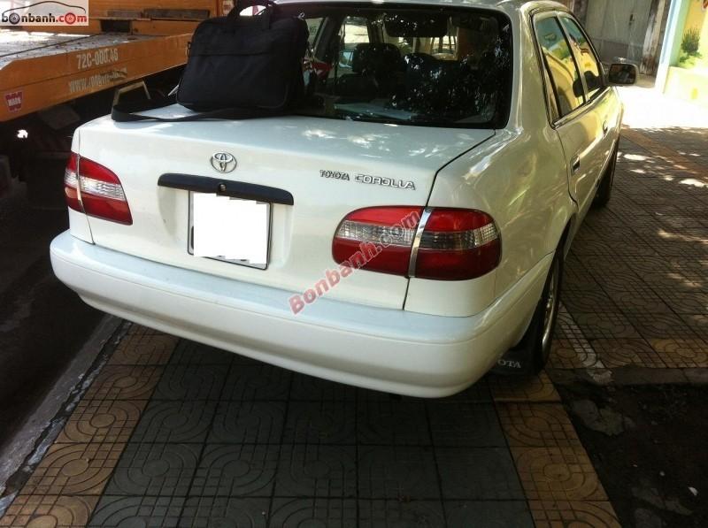 Xe Toyota Corolla  2000