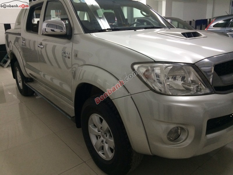 Xe Toyota Hilux 3.0G 2011