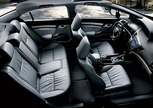 Xe Honda Civic 2.0AT -   mới Trong nước 2015