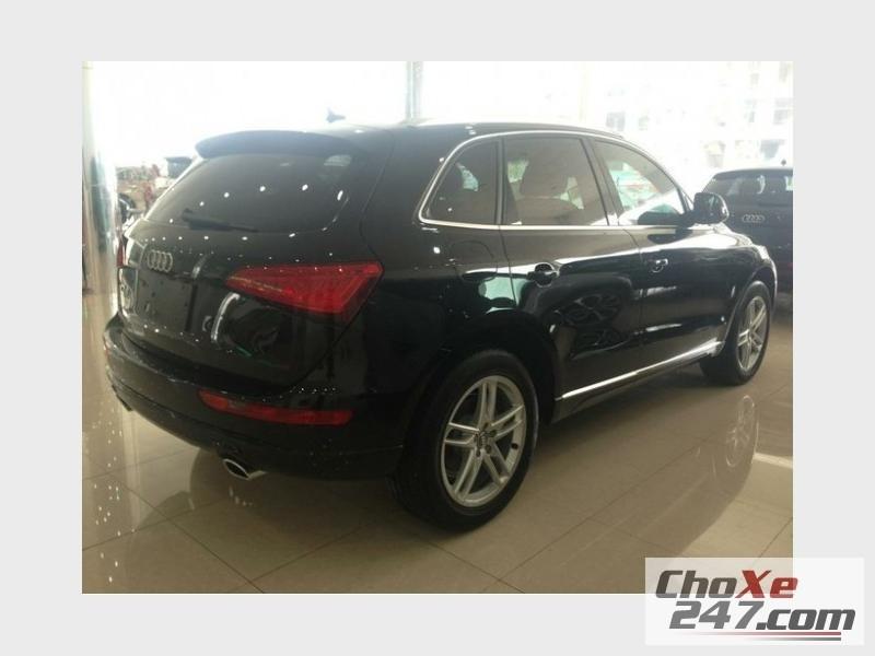 Xe Audi Q5 2.0L 2014