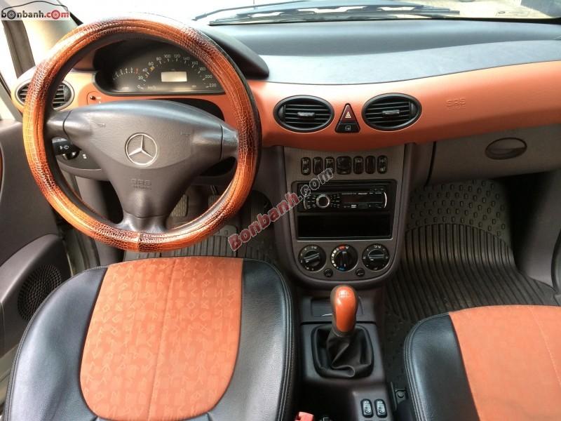 Xe Mercedes-Benz A class A140 2004