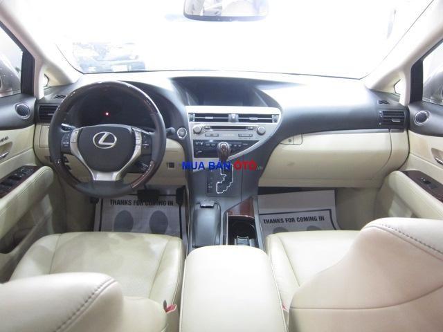 Xe Lexus RX350  2012