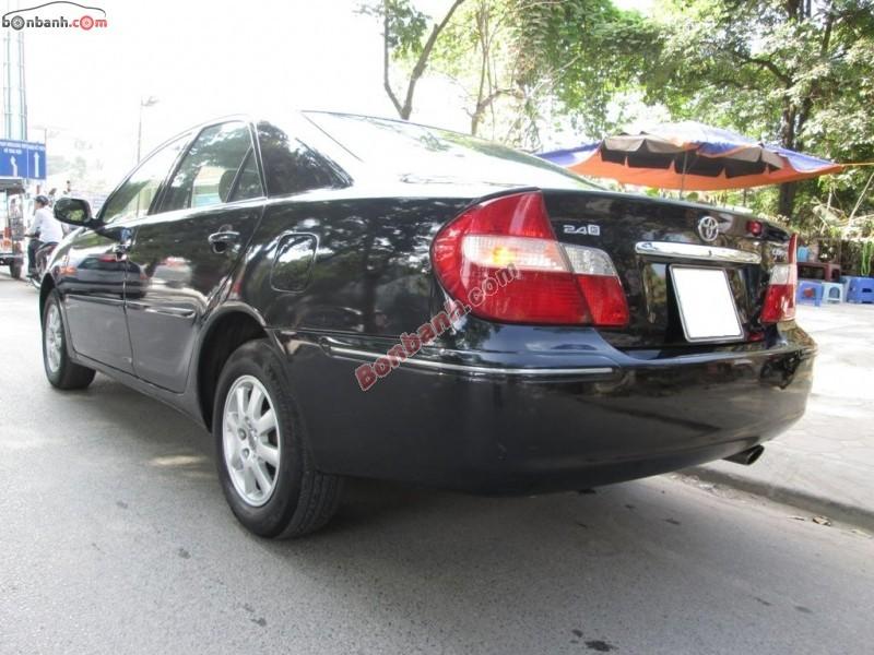 Xe Toyota Camry 2.4G 2003