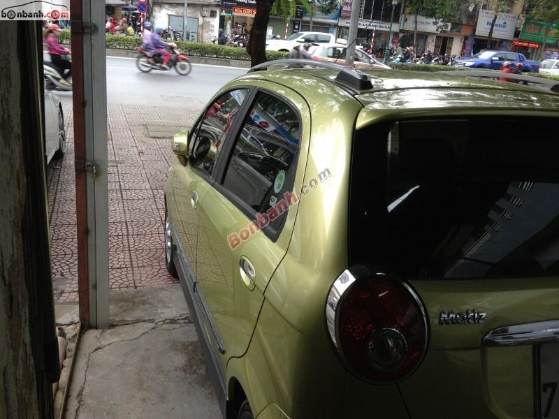 Xe Daewoo Matiz Joy 2008
