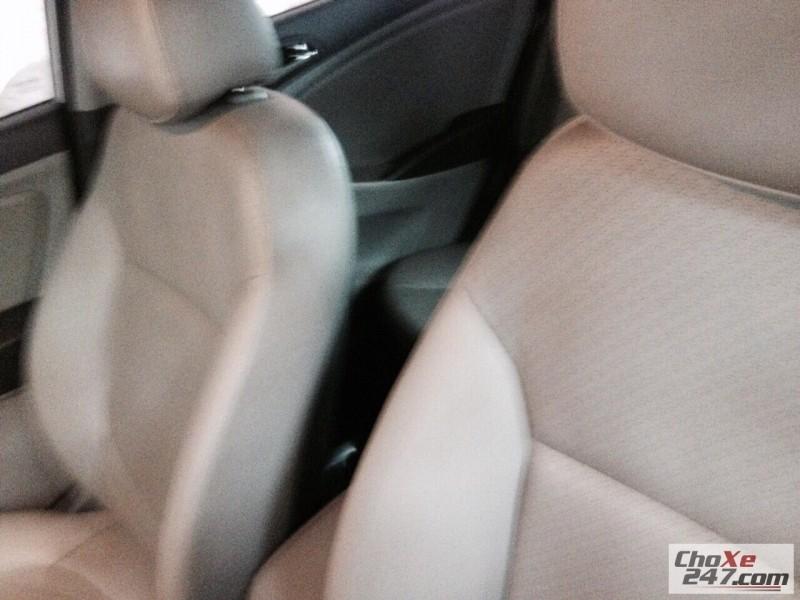 Xe Thaco HYUNDAI Accent 1.4AT 2012
