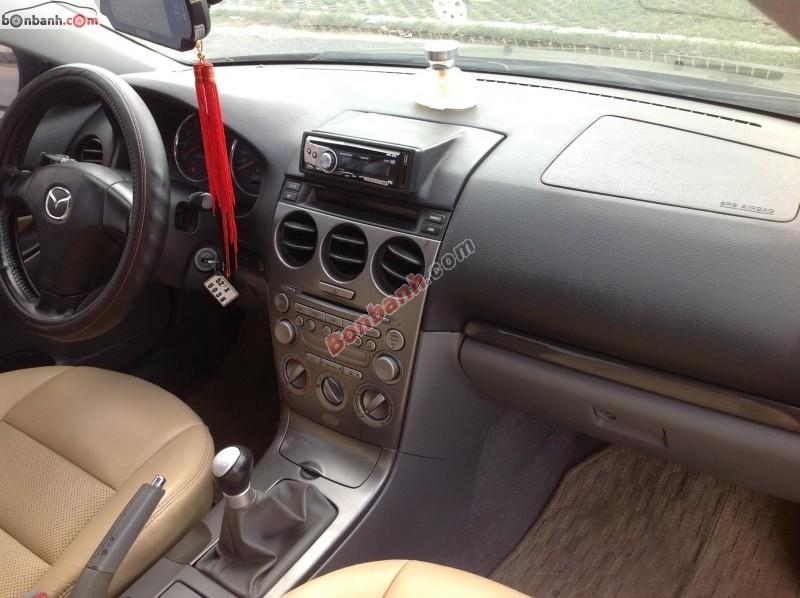 Xe Mazda 6  2003