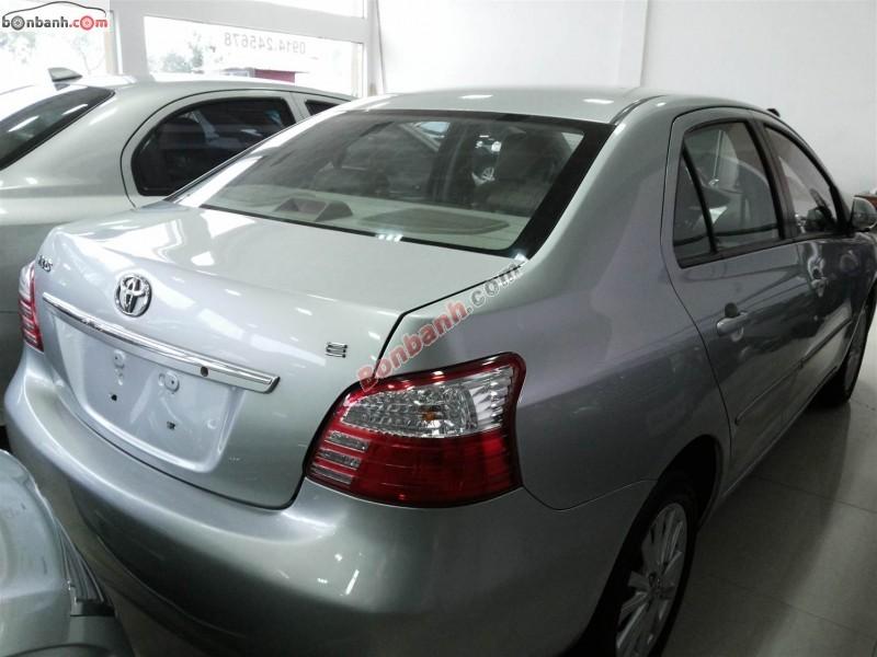 Xe Toyota Vios  2010