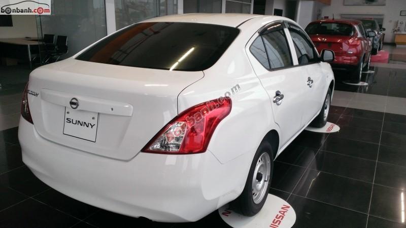 Xe Nissan Sunny LE 2014