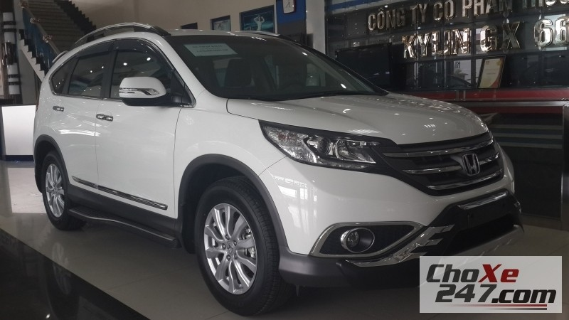 Xe Honda CR V model 2014
