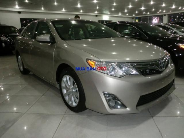 Xe Toyota Camry XLE 2013