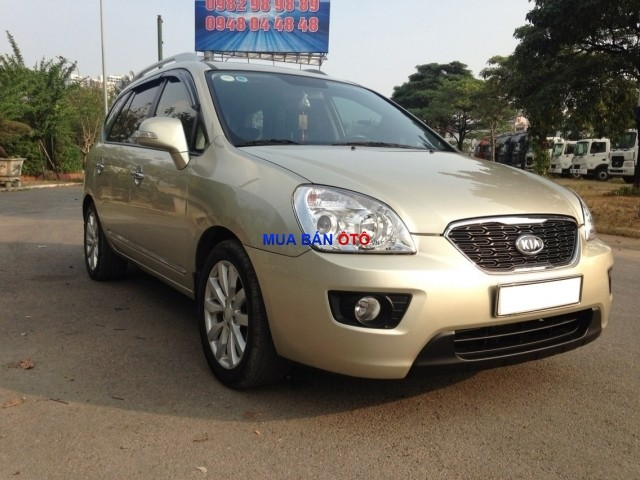 Xe Kia Carens 2.0AT 2011