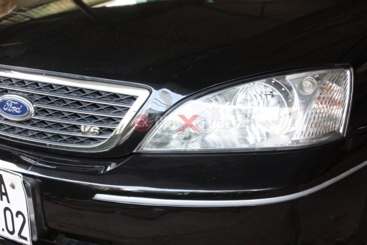 Xe Ford Mondeo V 2005