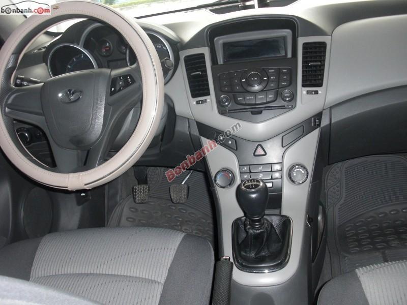 Xe Daewoo Lacetti SE 2010