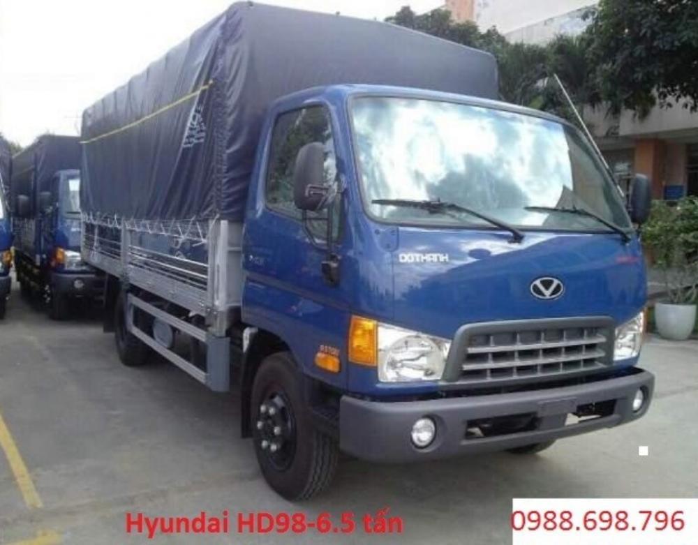 Ninh Bình bán xe tải Hyundai nâng tải thế hệ mới HD85-4.7 tấn