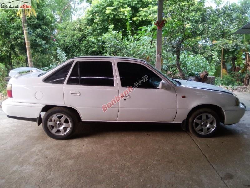 Bán Daewoo Cielo đời 1992, màu trắng, nhập khẩu nguyên chiếc