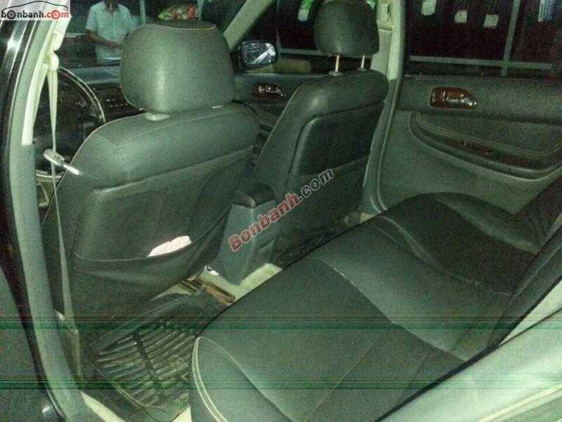 Cần bán lại xe Honda Accord đời 1995, màu đen, nhập khẩu nguyên chiếc số sàn, 200tr