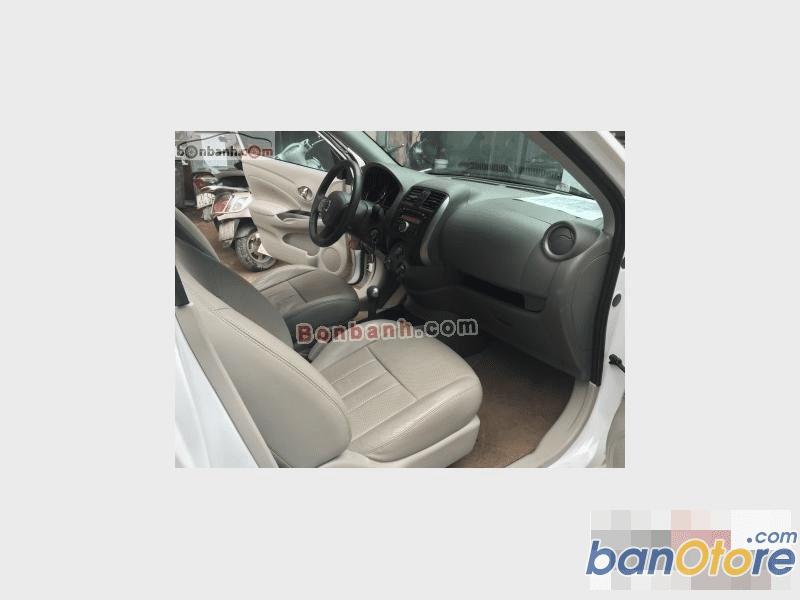 Cần bán xe Nissan Sunny đời 2014, màu trắng, chính chủ