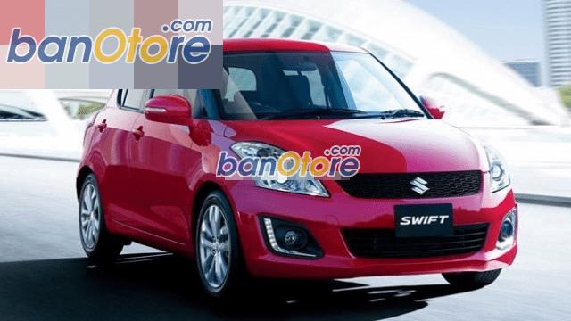 Cần bán Suzuki Swift đời 2016, màu đỏ