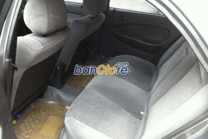 Bán Mazda 323 1.6 MT đời 2000, màu xám, số sàn
