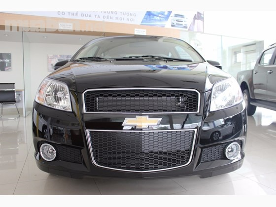 Bán Chevrolet Aveo đời 2016, màu đen, nhập khẩu nguyên chiếc giá cạnh tranh