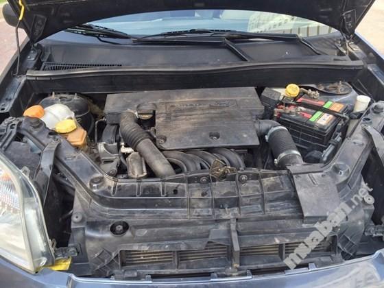 Bán Ford Fusion đời 2004, màu xám, xe nhập, số sàn