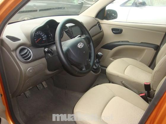 Bán xe Hyundai i10 đời 2013, xe nhập, số sàn