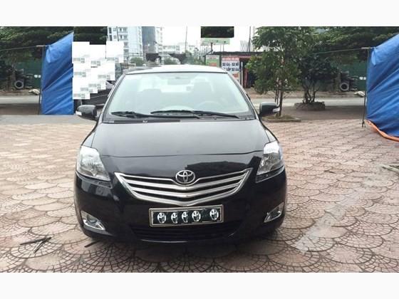 Cần bán lại xe Toyota Vios đời 2010, màu đen, xe nhập, chính chủ, 398 triệu
