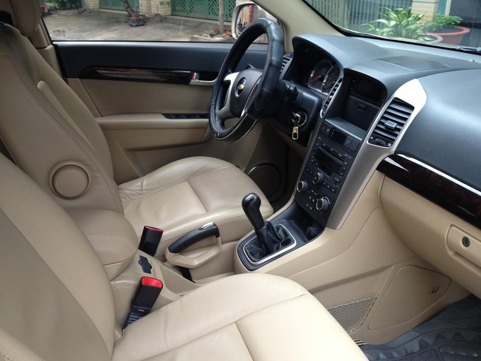 Chevrolet Captiva năm 2009, nhập khẩu, giá chỉ 440 triệu