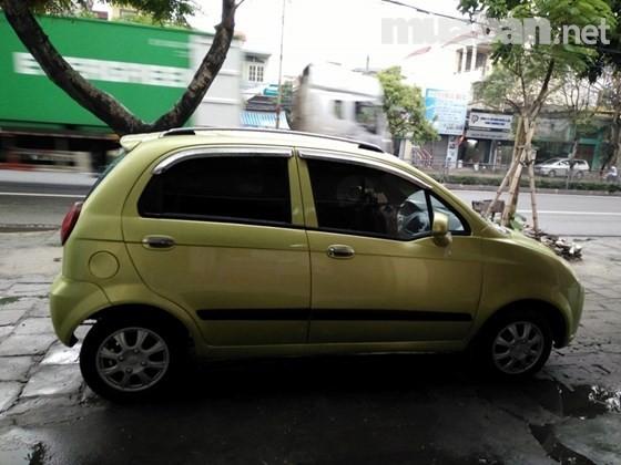 Bán xe Chevrolet Spark LT đời 2008, nhập khẩu, chính chủ, giá 140tr
