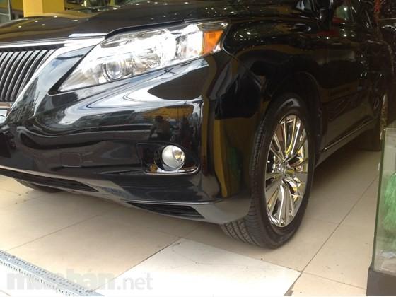 Cần bán lại xe Lexus RX 350 đời 2008, màu đen, xe nhập