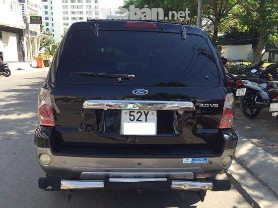 Bán xe Ford Escape đời 2005, màu đen, nhập khẩu chính hãng, giá chỉ 310 triệu