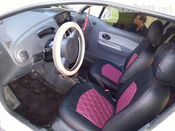 Cần bán gấp Chevrolet Spark đời 2009, màu trắng, nhập khẩu chính hãng, giá tốt