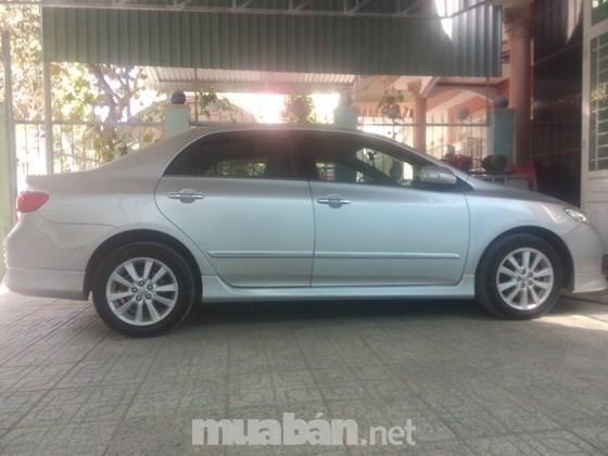 Xe Toyota Corolla altis đời 2009, nhập khẩu cần bán